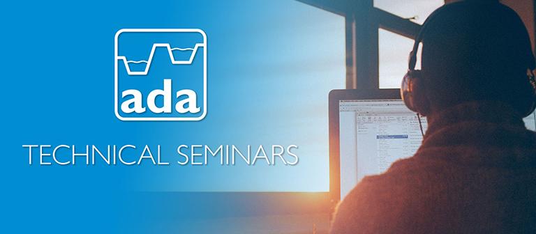 ADA Technical Seminars